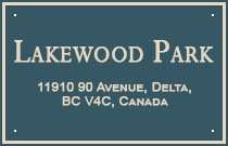 Lakewood Park 11910 90TH V4C 3H6