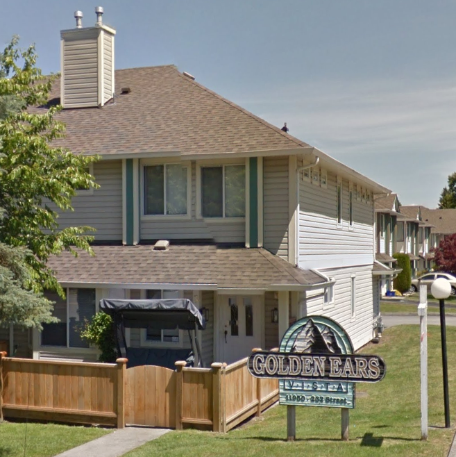 11950 2322nd Maple Ridge BC - Building Exteriorr!