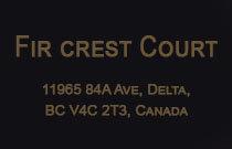 Fir crest Court 11965 84A V4C 2T3