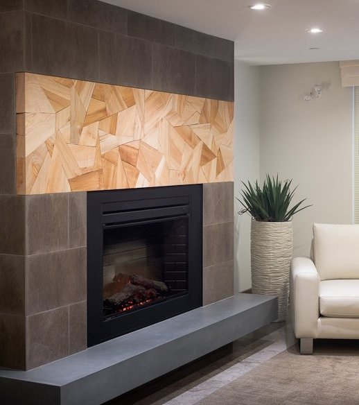 Anderson Walk - Fire Place!