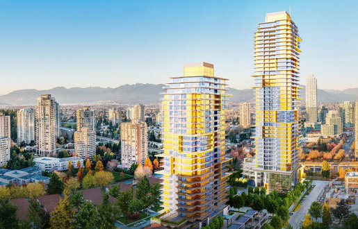 Goldhouse Complex in Burnaby!