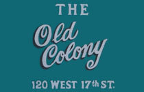 The Old Colony 120 17TH V7M 1V4