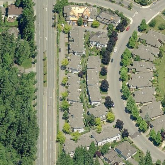 12044 Boundary Surrey BC Birds Eye View!