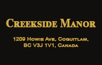 Creekside Manor 1209 HOWIE V3J 1T9