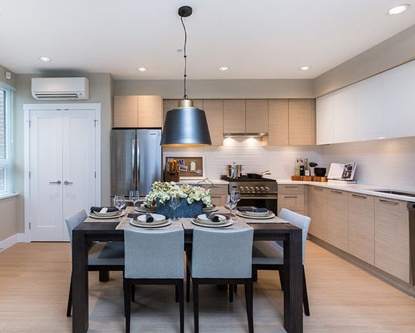 3508 Mount Seymour Parkway, North Vancouver, BC V7H 1G5, Canada Dining Area and Kitchen!