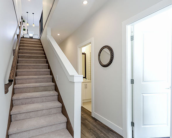 1935 Manning Avenue, Port Coquitlam, BC V3B 1L3, Canada Stairway!