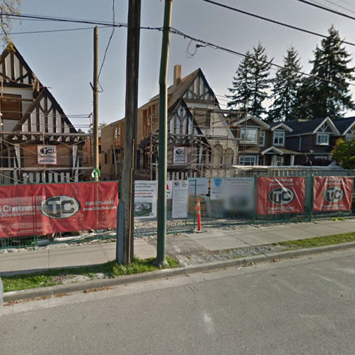 2816 West 41st Avenue, Vancouver, BC V6N 3C6, Canada Street View!