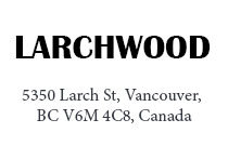 Larchwood 5350 Larch V6M 4C8