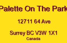 Palette On The Park 12711 64 V3W 1X1