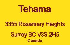 Tehama 3355 ROSEMARY V3S 2H5