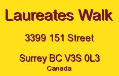 Laureates Walk 3399 151 V3S 0L3