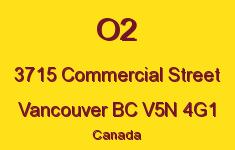 O2 3715 COMMERCIAL V5N 4G1