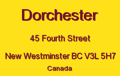Dorchester 45 FOURTH V3L 5H7