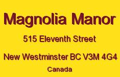 Magnolia Manor 515 ELEVENTH V3M 4G4