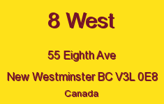 8 West 55 EIGHTH V3L 0E8