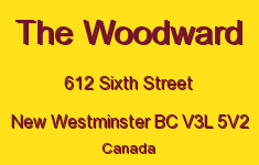 The Woodward 612 SIXTH V3L 5V2