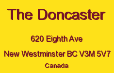 The Doncaster 620 EIGHTH V3M 5V7