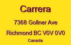 Carrera 7368 GOLLNER V0V 0V0