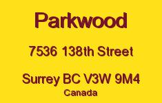 Parkwood 7536 138TH V3W 9M4