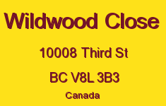 Wildwood Close 10008 Third V8L 3B3