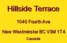 Hillside Terrace 1040 FOURTH V3M 1T4