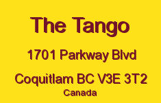 The Tango 1701 PARKWAY V3E 3T2