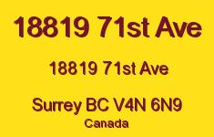 18819 71st Ave 18819 71ST V4N 6N9