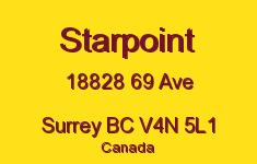 Starpoint 18828 69 V4N 5L1