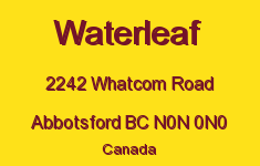 Waterleaf 2242 WHATCOM N0N 0N0