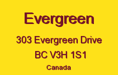Evergreen 303 EVERGREEN V3H 1S1