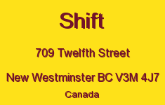 Shift 709 TWELFTH V3M 4J7