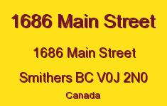 1686 Main Street 1686 MAIN V0J 2N0