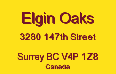 Elgin Oaks 3280 147TH V4P 1Z8