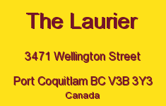 The Laurier 3471 WELLINGTON V3B 3Y3