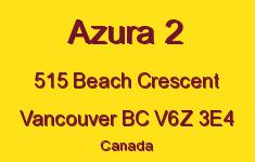 Azura 2 515 BEACH V6Z 3E4