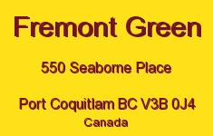 Fremont Green 550 SEABORNE V3B 0J4