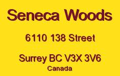 Seneca Woods 6110 138 V3X 3V6