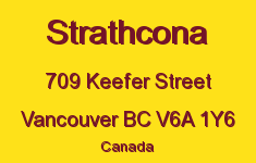 Strathcona 709 KEEFER V6A 1Y6