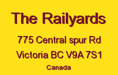 The Railyards 775 Central Spur V9A 7S1