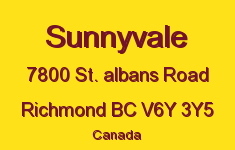 Sunnyvale 7800 ST. ALBANS V6Y 3Y5