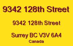 9342 128th Street 9342 128TH V3V 6A4