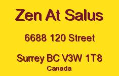 Zen At Salus 6688 120 V3W 1T8