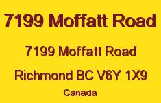 7199 Moffatt Road 7199 MOFFATT V6Y 1X9
