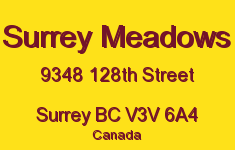 Surrey Meadows 9348 128TH V3V 6A4