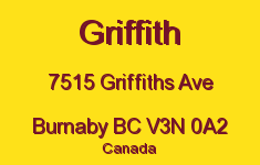 Griffith 7515 GRIFFITHS V3N 0A2