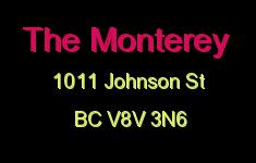 The Monterey 1011 Johnson V8V 3N6