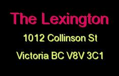 The Lexington 1012 Collinson V8V 3C1