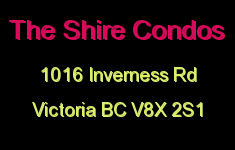The Shire Condos 1016 Inverness V8X 2S1