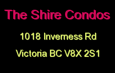 The Shire Condos 1018 Inverness V8X 2S1