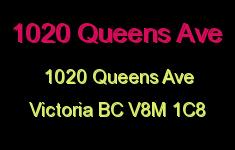 1020 Queens 1020 Queens V8M 1C8